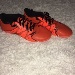 Adidas indoor soccer shoes ⚽️